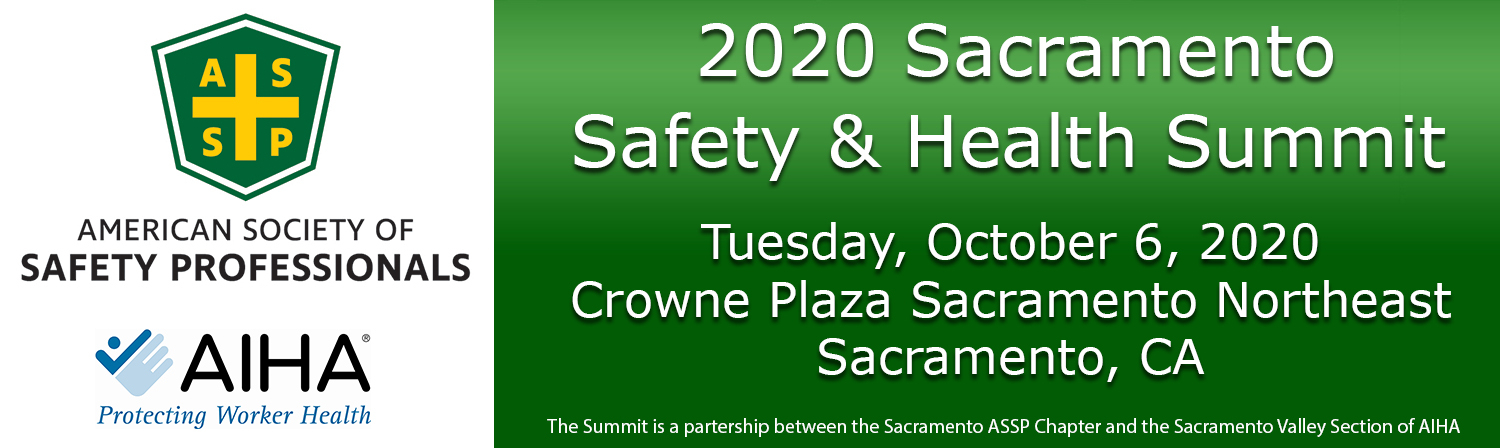 Sacramento Safety & Health Summit
